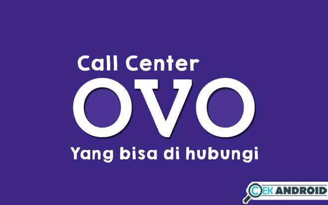 call center OVO