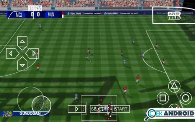 game sepakbola offline android